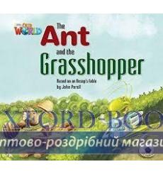 Книга Our World Reader 2: Ant and the Grasshopper Porell, J ISBN 9781285190730 купить Киев Украина