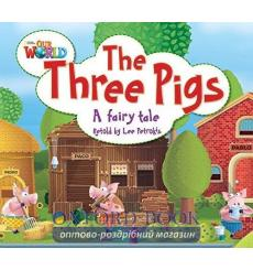 Книга Our World Reader 2: Three Pigs Petrokis, L ISBN 9781285190747 купить Киев Украина