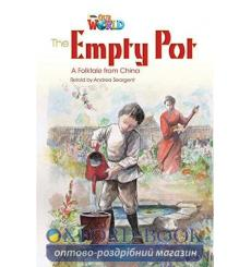 Книга Our World Reader 4: Empty Pot Seargent, A ISBN 9781285191324 купить Киев Украина