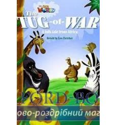 Книга Our World Reader 4: Tug of War Fletcher, L ISBN 9781285191393 купить Киев Украина