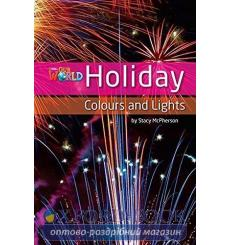 Книга Our World Reader 3: Holiday Colours and Lights McPherson, S ISBN 9781285191294 купить Киев Украина