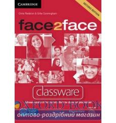 Face2face Elementary Classware dvd-ROM Redston Ch 2nd Edition 9781107628373 купить Киев Украина