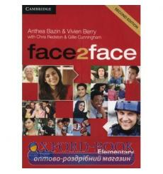 Тесты Face2face Elementary Testmaker Audio CD Bazin A 2nd Edition 9781107609945 купить Киев Украина