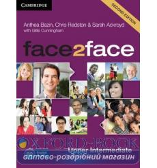 Тесты Face2face Upper Intermediate Testmaker Audio CD Bazin A 2nd Edition 9781107609983 купить Киев Украина