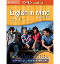 English in Mind Combo Starter A and B Audio CDs (3) Puchta H 2nd Edition 9780521183147 купить Киев Украина