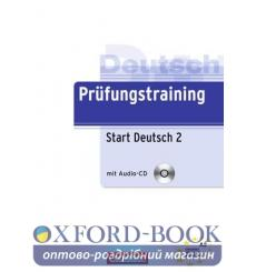 Prufungstraining DaF: Start Deutsch2 a2+CD Maenner D 9783060207503 купить Киев Украина