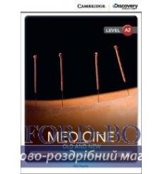 Книга Cambridge Discovery A2 Medicine: Old and New (Book with Online Access) ISBN 9781107658660 купить Киев Украина
