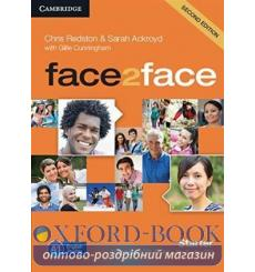 Тесты Face2face Starter Testmaker Audio CD Redston Ch 2nd Edition 9781107614734 купить Киев Украина