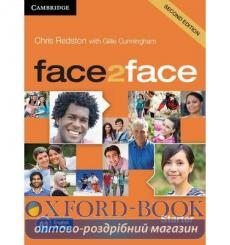 Диск Face2face Starter Class Audio CDs (3) Redston Ch 2nd Edition 9781107621688 купить Киев Украина
