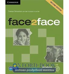 Face2face Advanced Teachers Book with DVD Clementson, T  3rd Edition 9781107690967 купить Киев Украина