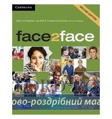 Учебник Face2face Advanced Students Book with DVD-ROM and Online Workbook Pack Cunningham, G  3rd Edition 9781107623071 купит...