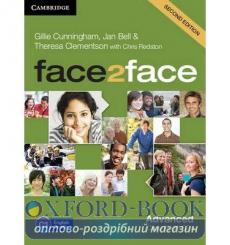 Диск Face2face Advanced Class Audio CDs (3) Cunningham G 2nd Edition 9781107691339 купить Киев Украина