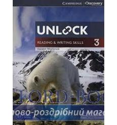 Учебник Unlock 3 Reading and Writing Skills Students Book and Online Workbook Westbrook C 9781107615267 купить Киев Украина