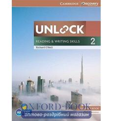 Учебник Unlock 2 Reading and Writing Skills Students Book and Online Workbook ONeill R 9781107614000 купить Киев Украина