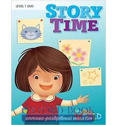 Our World 1 Story Time DVD Crandall, J ISBN 9781285462004 купить Киев Украина