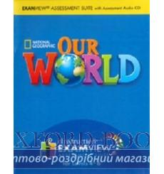 Our World 4-6 Examview CD-ROM Pinkley, D ISBN 9781285461090 купить Киев Украина