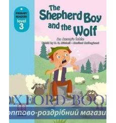 Level 3 The Shepherd Boy and The Wolf with CD-ROM Mitchell, H 9786180525182 купить Киев Украина