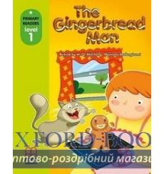 Level 1 The Gingerbread Man with CD-ROM 9786180525168 купить Киев Украина