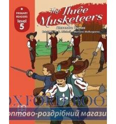 Level 5 The Three Musketeers with CD-ROM Dumas, A 9786180525205 купить Киев Украина