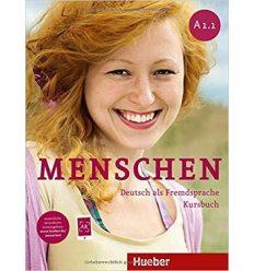 Підручник Menschen A1/1, Kursbuch Evans, S ISBN 9783193619013