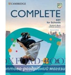 Учебник Complete Key for Schools 2 Ed Students Book without Answers with Online Practice McKeegan, D ISBN 9781108539333 купит...
