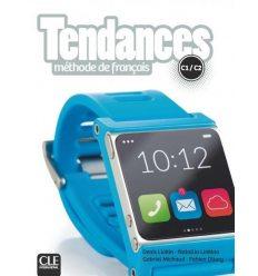 Книга Tendances c1/c2 Livre de leleve + DVD-ROM 9782090385373