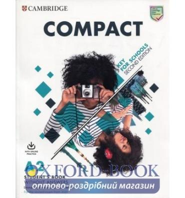 Підручник Compact Key for Schools 2 Ed Students Book without Answers with Online Practice Heyderman, E