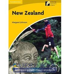 Книга Cambridge Readers New Zealand: Book Johnson, M ISBN 9788483234884 купить Киев Украина