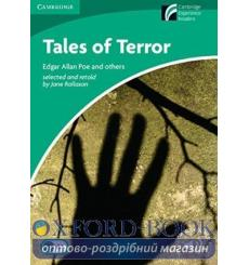 Книга Cambridge Readers Tales Terror: Book Rollason, J ISBN 9788483235324 купить Киев Украина