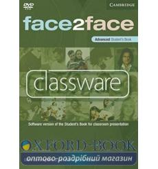 Face2face Advanced Classware DVD-ROM (single classroom) Redston, Ch 9780521740470 купить Киев Украина