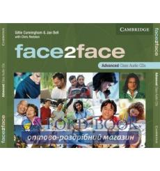 Диск Face2face Advanced Class Audio CDs (3) Cunningham, G 9780521712828 купить Киев Украина