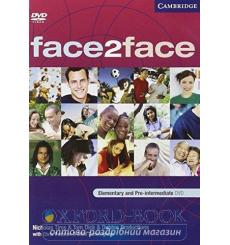 Тетрадь Face2face Elem/Pre-Inter DVD & Activity Book Tims, N 9780521673174 купить Киев Украина