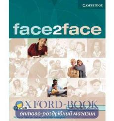 Тетрадь Face2face Inter workbook with Key Tims N 9780521676847 купить Киев Украина