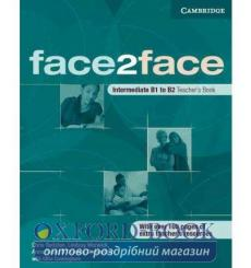 Face2face Inter teachers book Redston, Ch 9780521676854 купить Киев Украина