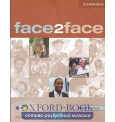 Тетрадь Face2face Starter workbook with Key Redston Ch 9780521712743 купить Киев Украина