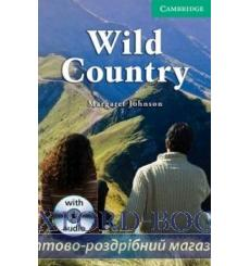 Книга Cambridge Readers Wilde Country: Book with Audio CDs (2) Pack Johnson, M ISBN 9780521713689 купить Киев Украина