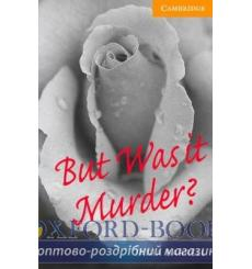 Книга Cambridge Readers But Was it Murder? Book with Audio CDs (2) Pack Barrell, J ISBN 9780521686594 купить Киев Украина
