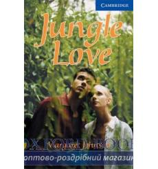 Книга Cambridge Readers Jungle Love: Book with Audio CDs (2) Pack Johnson, M ISBN 9780521686259 купить Киев Украина