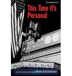 Книга Cambridge Readers This Time its Personal: Book with Audio CDs (3) Pack Battersby, A ISBN 9780521686068 купить Киев Украина