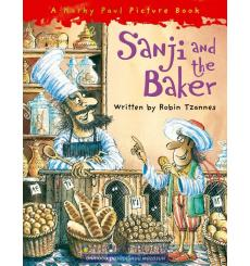 Книга Korky Paul. Sanji and the Baker [Paperback] 9780192727114 купить Киев Украина
