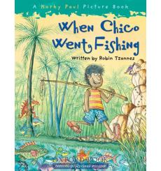 Книга Korky Paul. When Chico Went Fishing [Paperback] 9780192729941 купить Киев Украина