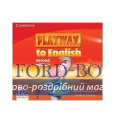 Диск Playway to English 1 Class Audio CDs (3) Puchta H 2nd Edition 9780521129848 купить Киев Украина