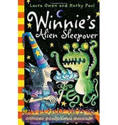 Книга Korky Paul. Winnies Alien Sleepover [Paperback] 9780192739650 купить Киев Украина