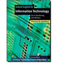 Учебник Oxford English for Information Technology Students Book 9780194574921 купить Киев Украина