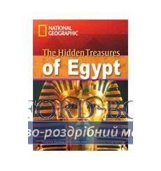 Книга C1 The Hidden Treasures of Egypt with Multi-ROM Waring, R 9781424022151 купить Киев Украина