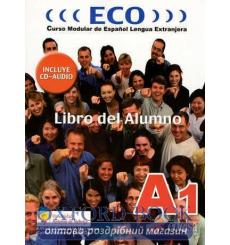 ECO a1 Libro del alumno + CD audio Gonzalez A 9788477118954 купить Киев Украина