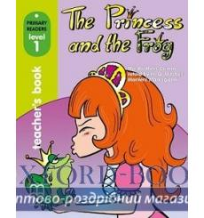 Princess and the Frog teachers book Brothers Grimm 9789604434688 купить Киев Украина