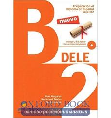 DELE B2 Intermedio Libro + CD 2014 ed. Sabador, M ISBN 9788490816752 купить Киев Украина