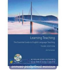 Learning Teaching 3rd Edition + DVD pack ISBN 9780230729841 купить Киев Украина