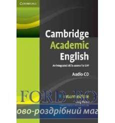 Диск Cambridge Academic English B1+ Intermediate Class Audio CD Thaine, C 9780521165228 купить Киев Украина
